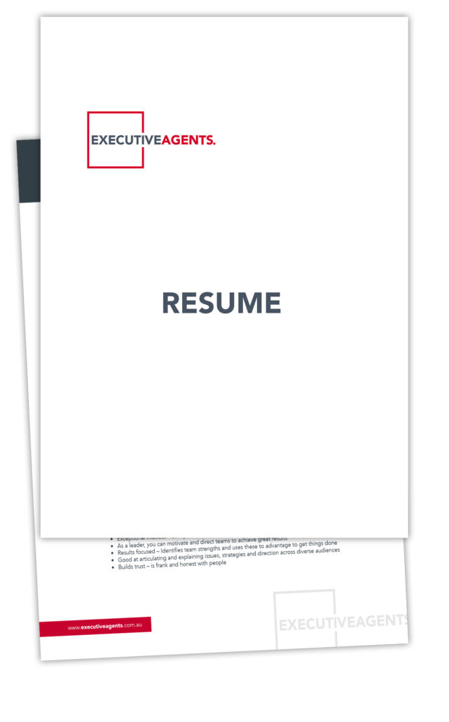 Free Sample Resume CV To Help Get You Started